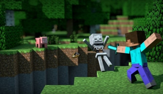 Data de Lançamento do Minecraft para Xbox One Revelada Acidentalmente?