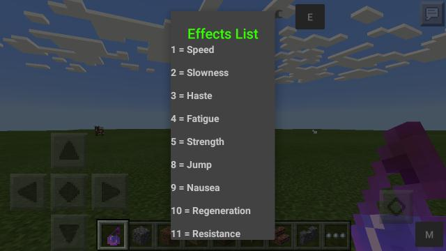 Too Many Effects Mod
