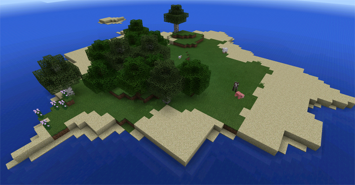 Two Survival Islands