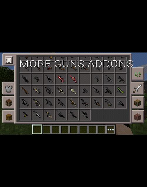 More Guns Addons V2