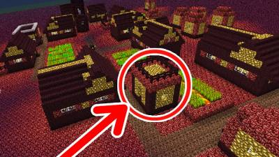 [MOD] Vilas no Nether - Minecraft PE 0.15.2